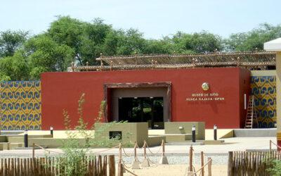 Museo de Sitio Huaca Rajada Sipan