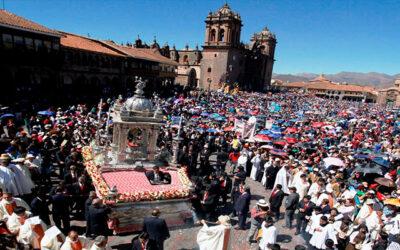 La Fiesta del Corpus Christi